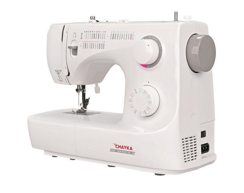 Швейная машина CHAYKA Чайка 760