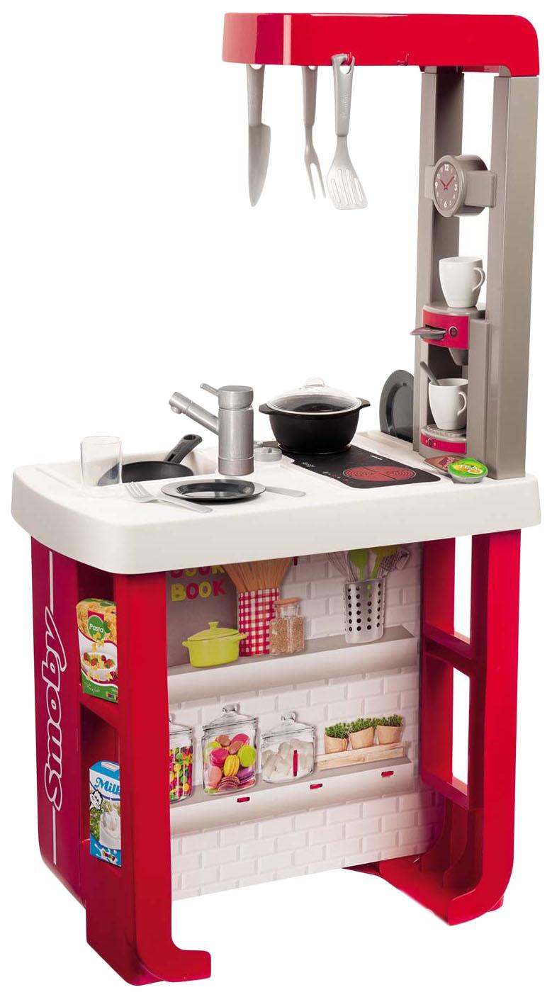 Купить Кухня детская Smoby Bon Appetit 310819 52 см 23 предмета, Детская кухня