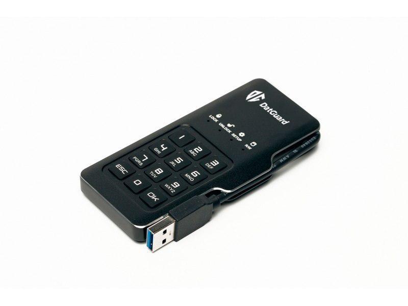 Внешний диск SSD DatGuard SSD 120Гб