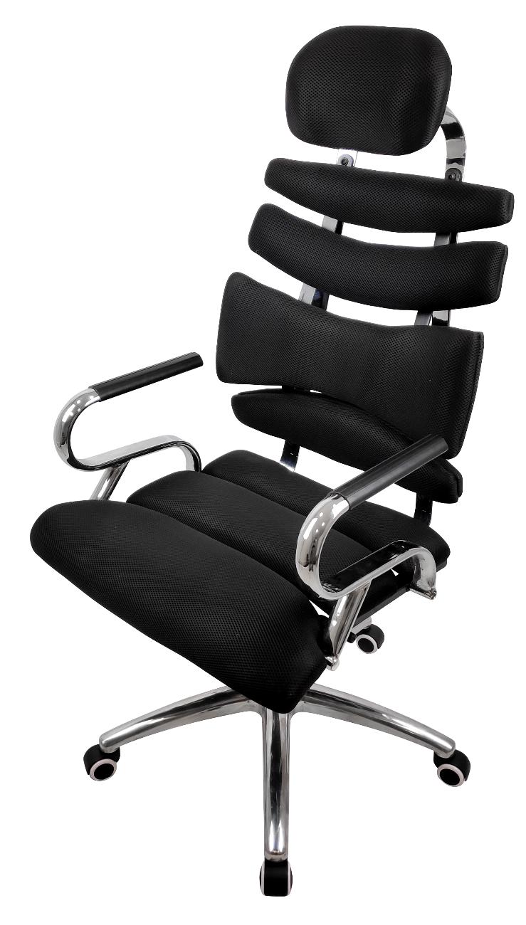 Офисное кресло Raybe KB-417 1051780, черный