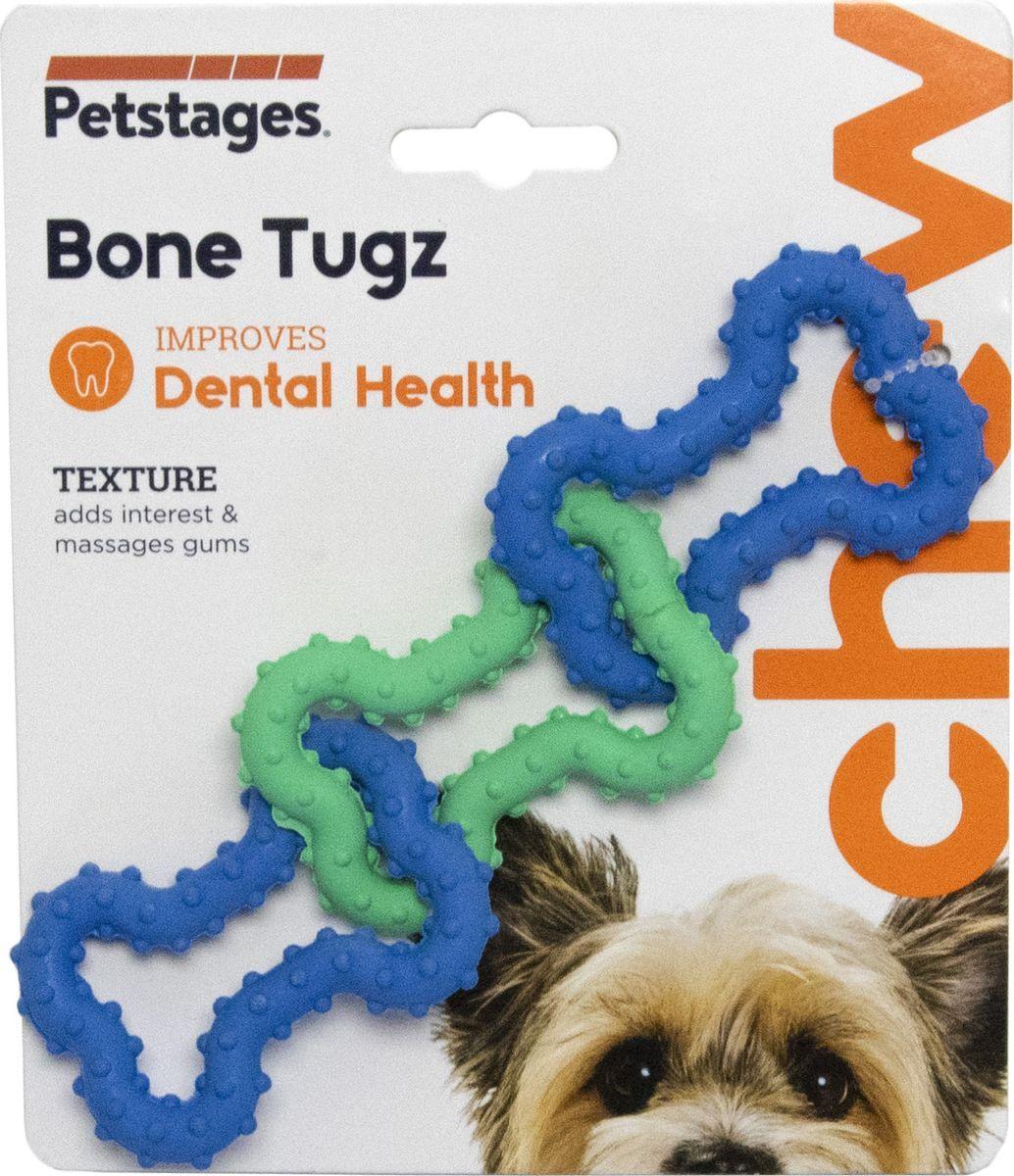 Жевательная игрушка для собак Petstages ОРКА Комбо косточки, 13 см