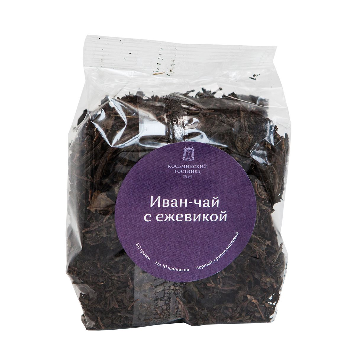 Иван-чай крупнолистовой с ежевикой 50 г