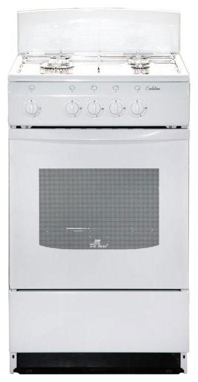 Газовая плита DeLuxe 5040.45Г (Щ)-001 White