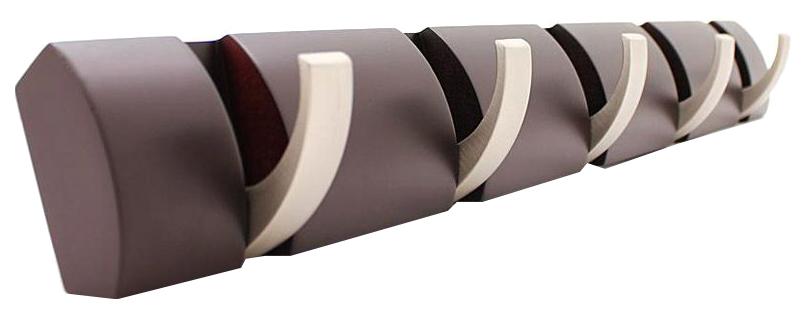 Вешалка настенная Umbra Flip 318850-213 Коричневый