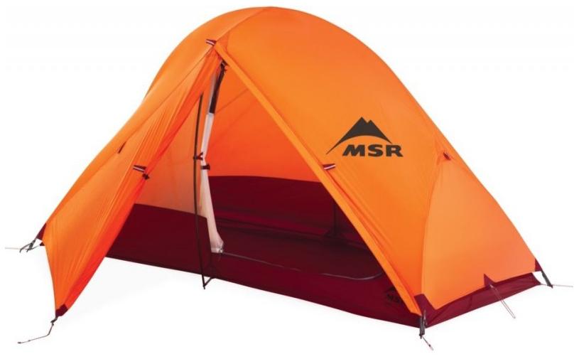 Палатка MSR Access одноместная оранжевая