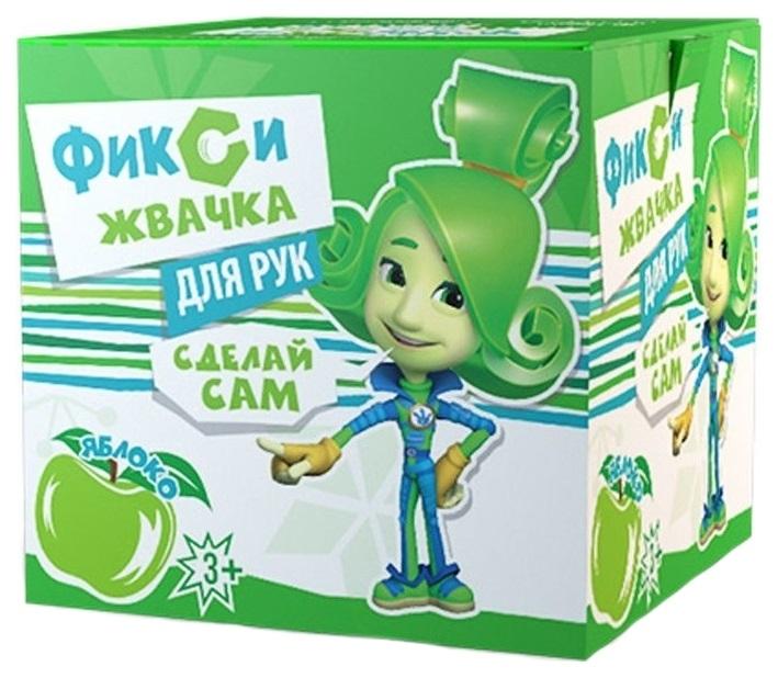 Купить Набор для исследования Фикси Жвачка для рук Яблоко 884пл, Инновации для детей, Наборы для создания слаймов
