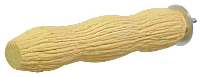 Жердочка для птиц Fauna International 25,5х4,8см минеральная