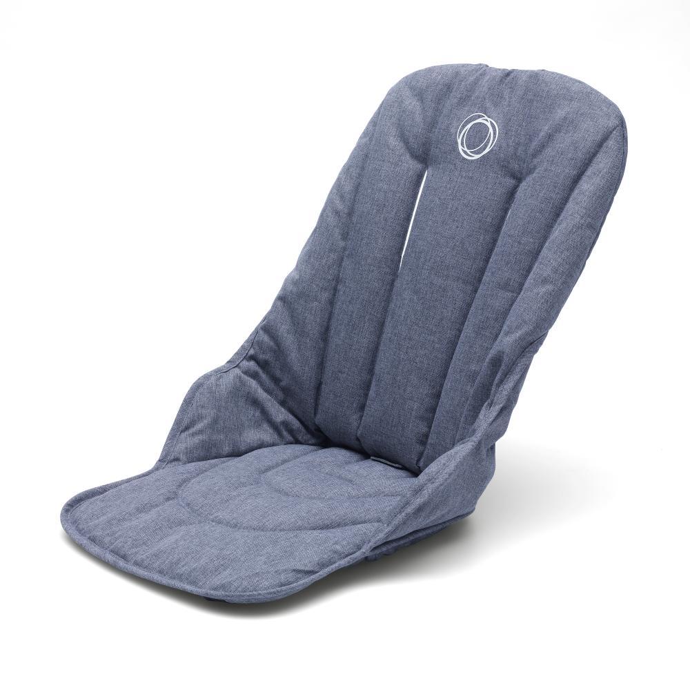 Купить Ткань основы BUGABOO Fox сиденья коляски blue melange, Комплектующие для колясок