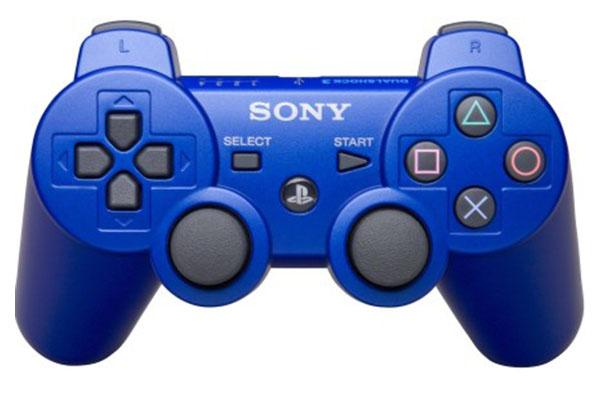 Геймпад Sony PlayStation DualShock 3 Blue