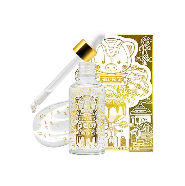 Сыворотка для лица Elizavecca Milky Piggy Hell-Pore Gold Essence 50 мл