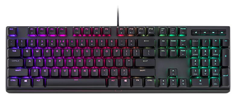 Игровая клавиатура Cooler Master MasterKeys MK750 Black