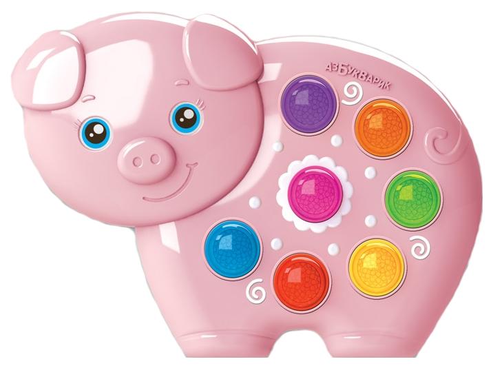Азбукварик Свинка. Веселушки