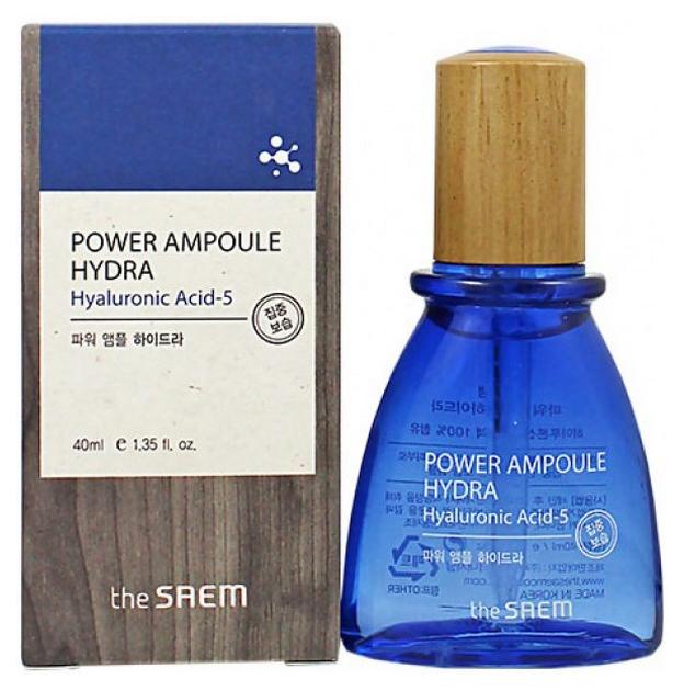 Купить Сыворотка для лица The Saem Power Ampoule Hydra 35 мл