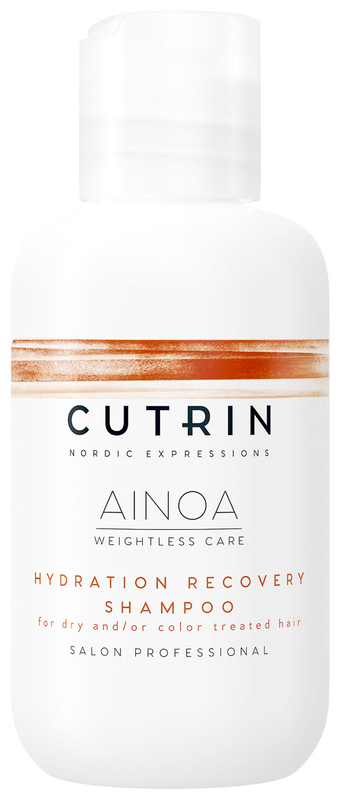 Шампунь Cutrin Ainoa Hydration Recovery 100 мл