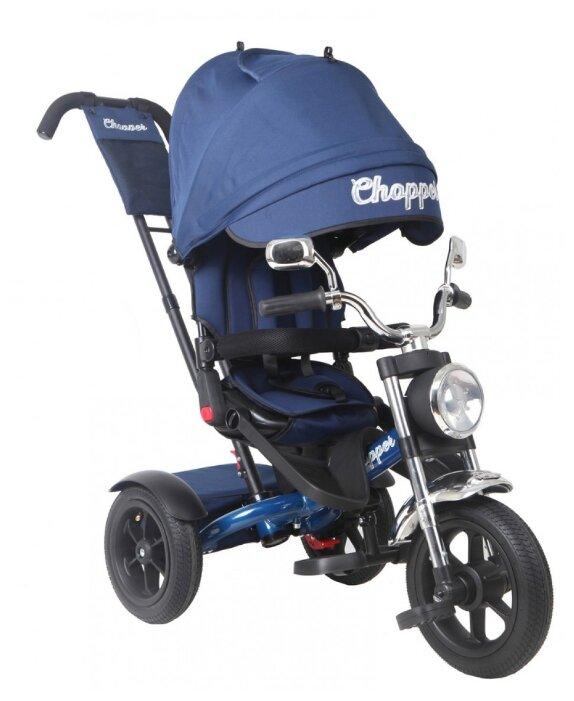 Купить Велосипед трехколесный Chopper 6908801032586, Детские велосипеды-коляски