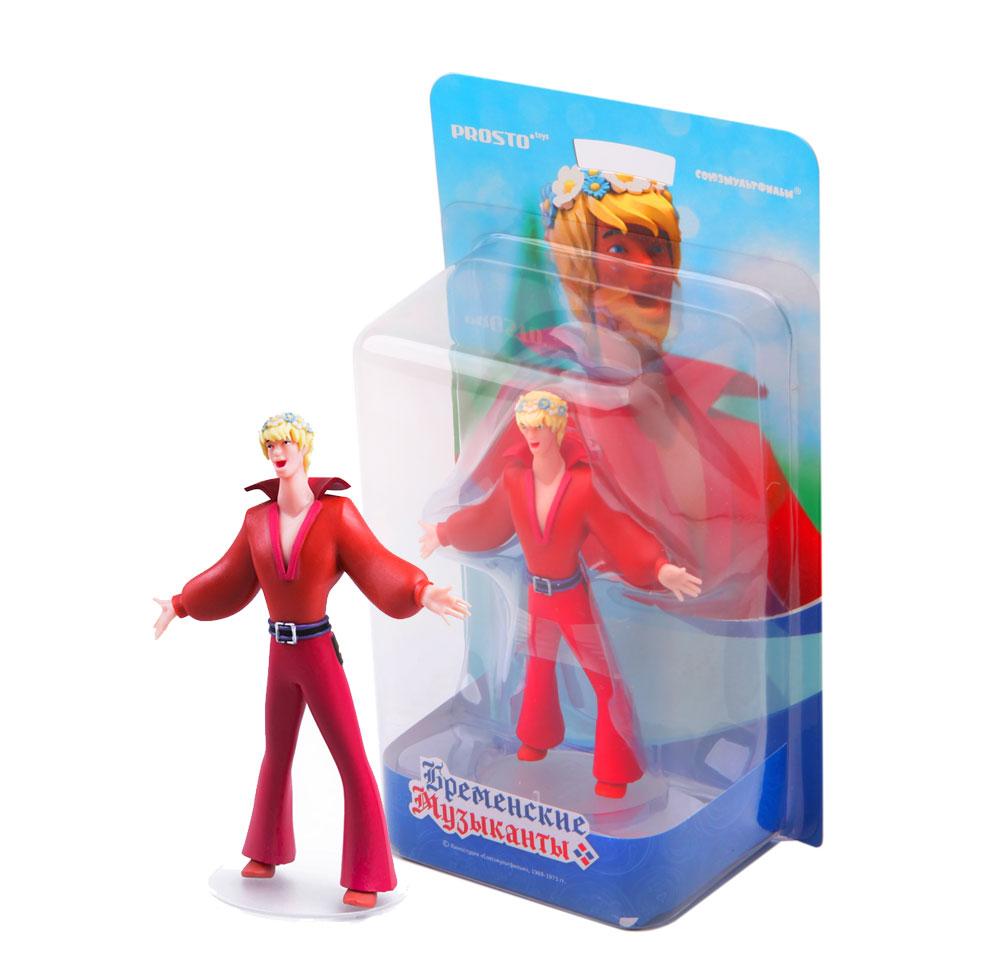 Купить Коллекционная игрушка Prosto Toys Бременские Музыканты Трубадур, Игровые наборы