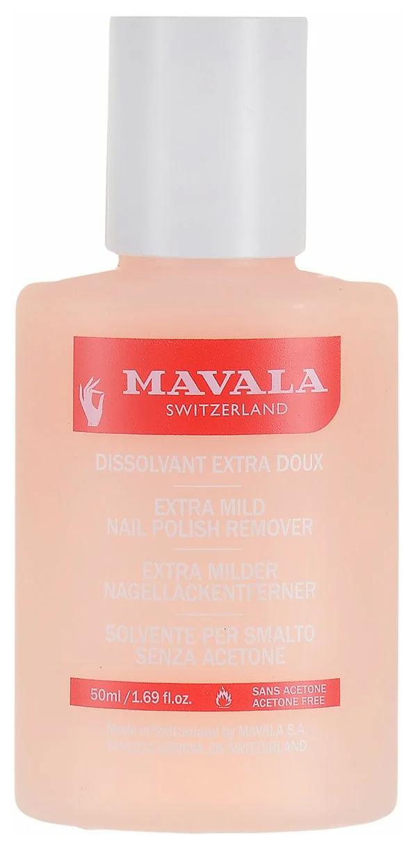 Купить Жидкость для снятия лака Mavala Nail Polish Remover Pink 100 мл