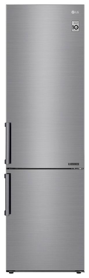 Холодильник LG GA B 509 BMJZ Silver