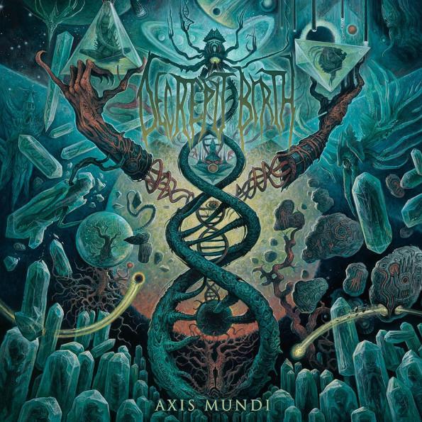 Аудио диск Decrepit Birth Axis Mundi (RU)(CD)