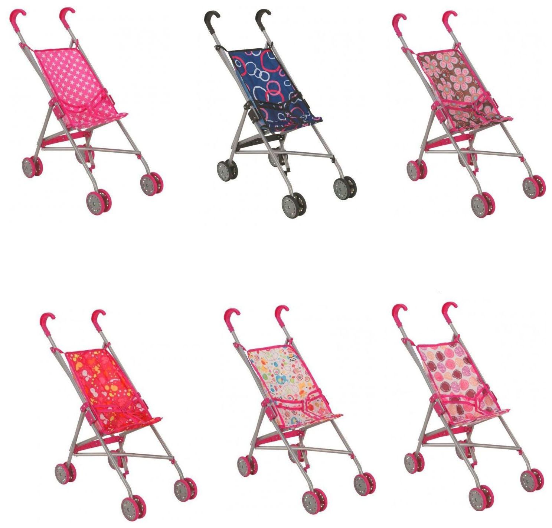 Купить Коляска-трость для кукол Melobo Buggy Boom Mixy 52x26x55 см, Коляски для кукол