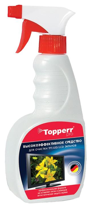 Чистящее средство для экранов Topperr 3001