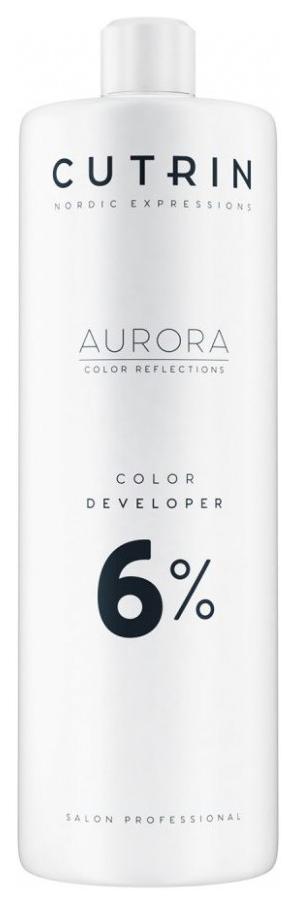 Проявитель Cutrin Aurora Color Developer 6% 1000