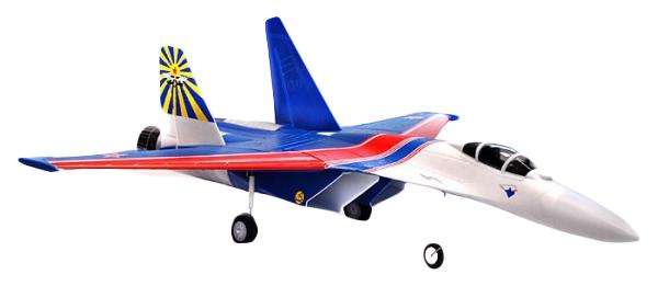Радиоуправляемый самолет Art Tech Su 27 Warrior