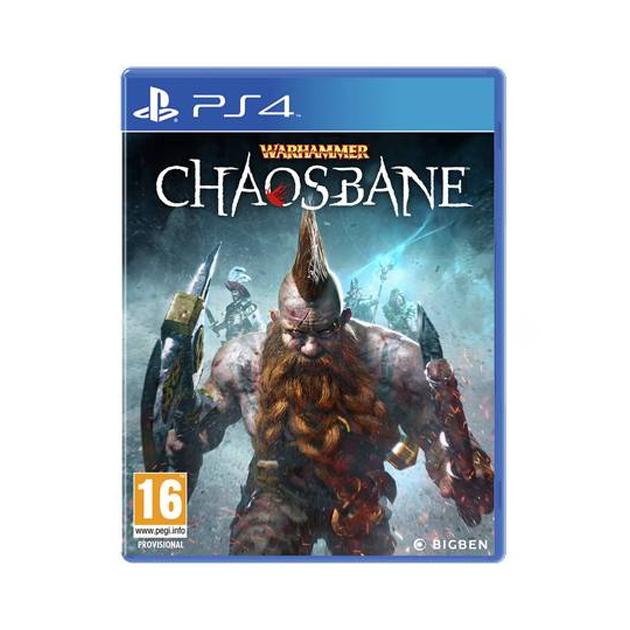 Игра Warhammer: Chaosbane для PlayStation 4 фото