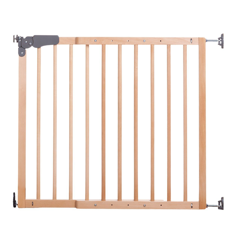 Safe&care ворота деревянные 73-108-см