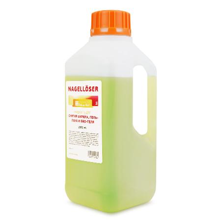 Жидкость для снятия гель лака, био геля