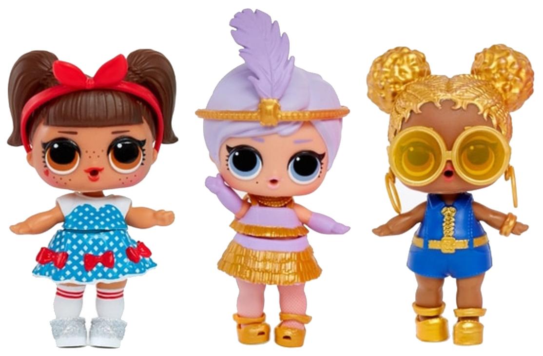 Купить Кукла L.O.L. Surprise Капсула 1/12 552048 в ассортименте, LOL Surprise, Куклы LOL