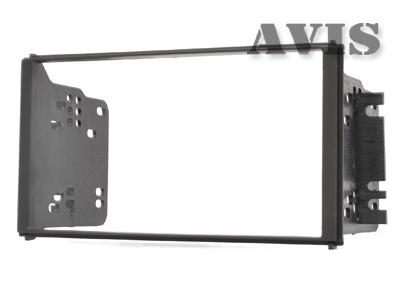 Переходная рамка 2DIN AVS500FR (#065) для KIA