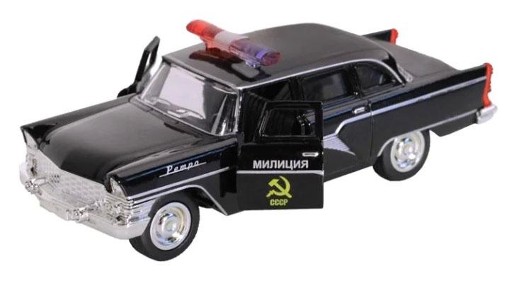 Купить Машина спецслужбы Автопанорама Милиция 1200083,