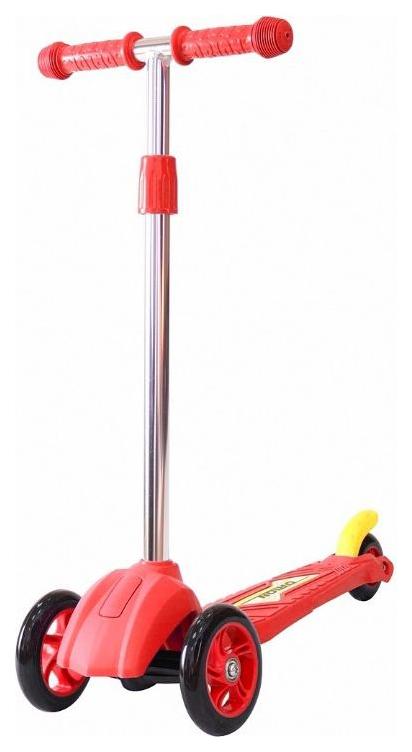 Купить Самокат RT MINI ORION красный, R-TOYS, Самокаты детские трехколесные