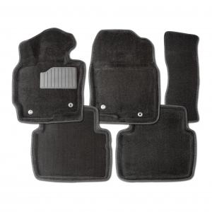 Ворсовые коврики SEINTEX 3D для Mazda 6 2013- / 83711