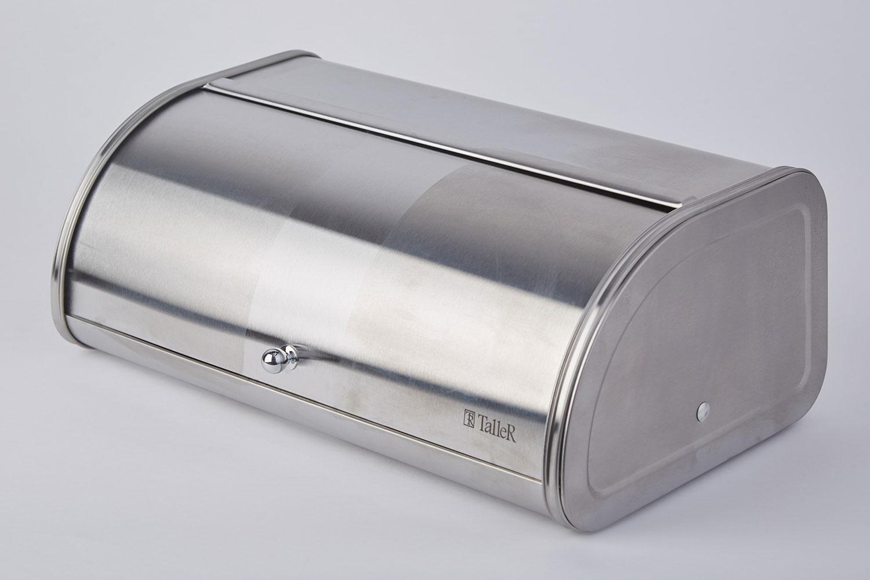 Хлебница TalleR TR-1973 Серебристый