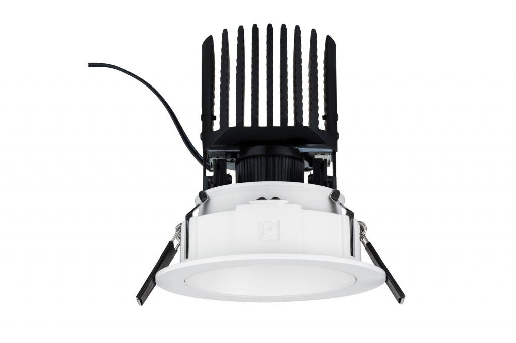 Светильник встроенный Luca IP44 39° starr Weiß 92652 Paulmann