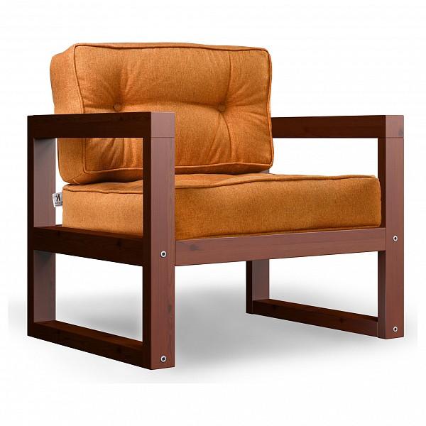 Кресло для гостиной Anderson Астер AND_122set230, оранжевый