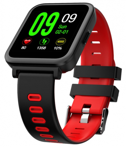 Часы CARCAM Smart Watch SN10 Red