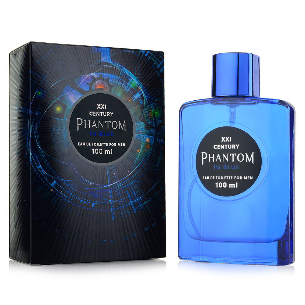 Туалетная вода для мужчин ПАРФЮМЕРИЯ XXI ВЕКА Phantom in Blue
