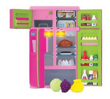 Купить 21676, Игрушка Keenway 21657 холодильник, Детская кухня и аксессуары