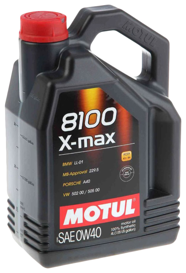 MOTUL 8100 X-MAX