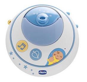 Мобиль для кровати Chicco Волшебные звезды, с д/у, голубая 67099