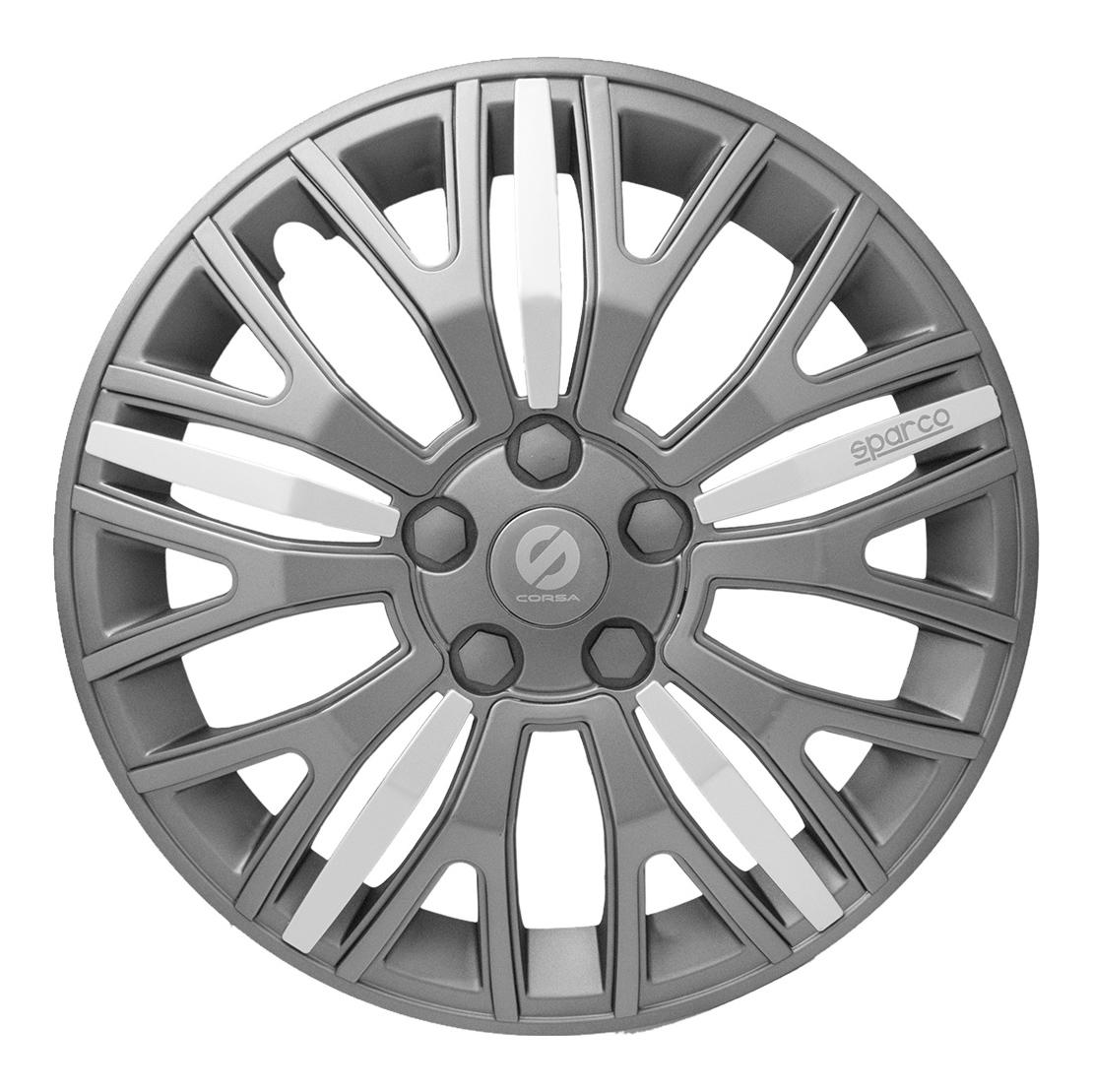Колпак колесный Sparco Xtraleggera SPC/WC 1350X GY/GY/SILVER