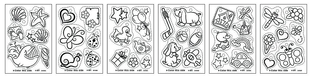 Набор для создания украшений Color Puppy Арт-выпечка Брелоки Мишка 95241 фото