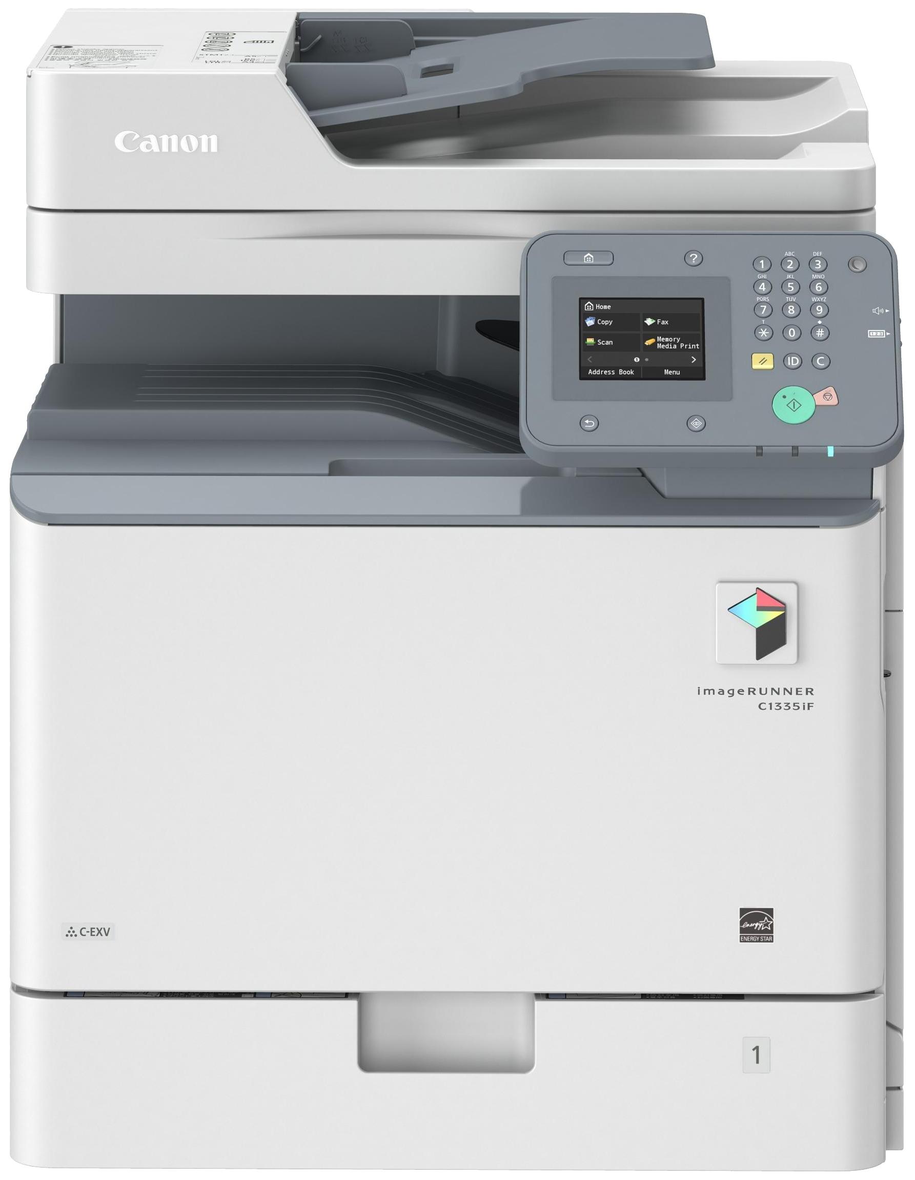 Лазерное МФУ (цветное) Canon imageRUNNER C1225