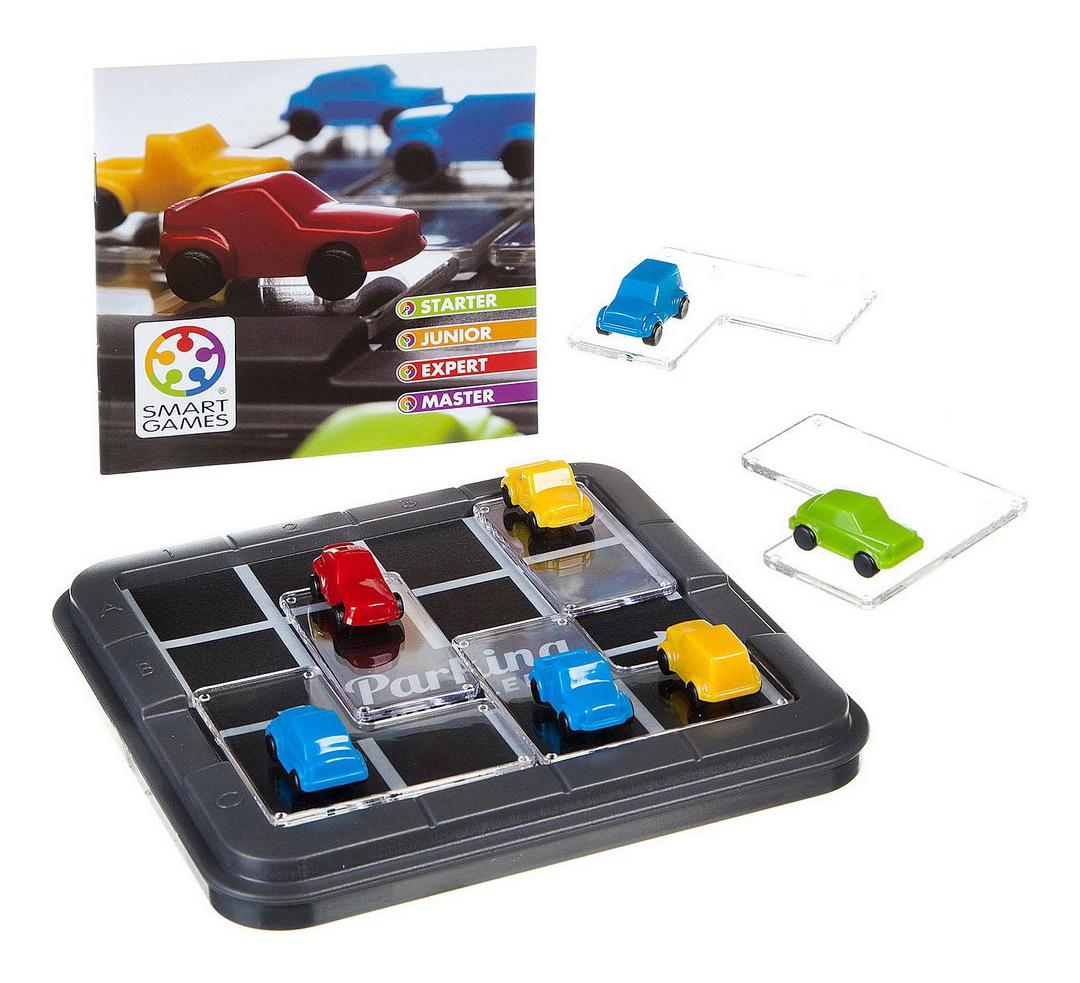 Купить Настольная игра Bondibon Парковка SG 434 RU, Семейные настольные игры
