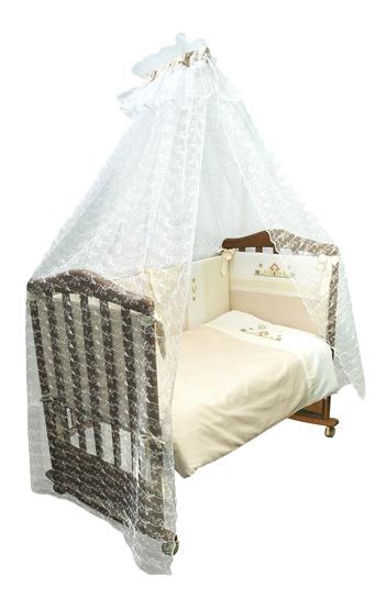 Комплект постельного белья кантри