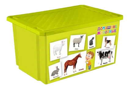 Ящик для хранения игрушек Little Angel \