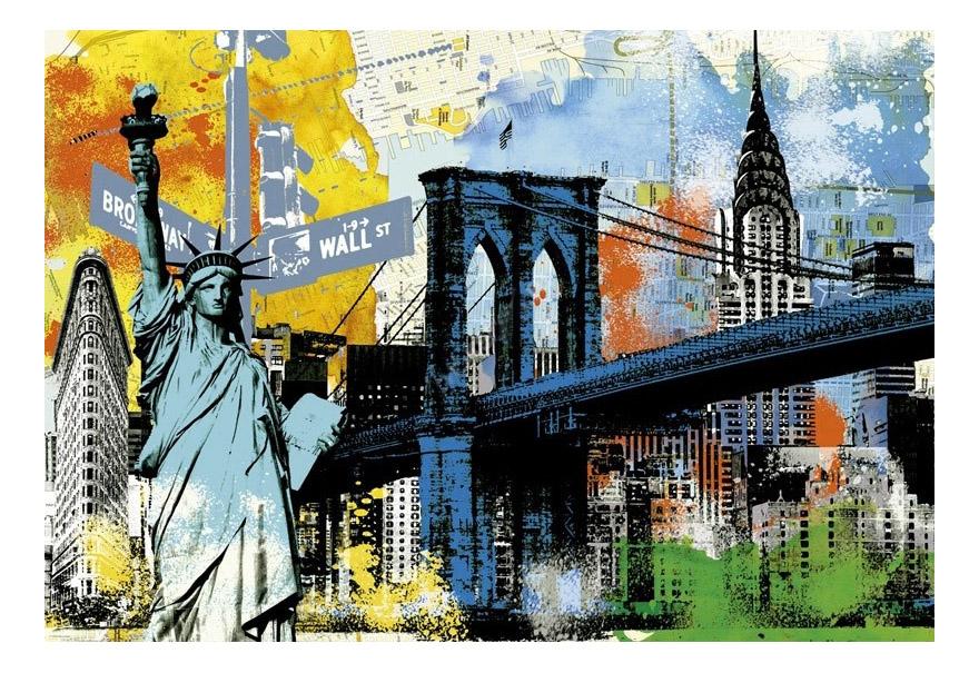 Купить Пазл Educa Символы Нью-Йорка 1500 деталей, Пазлы
